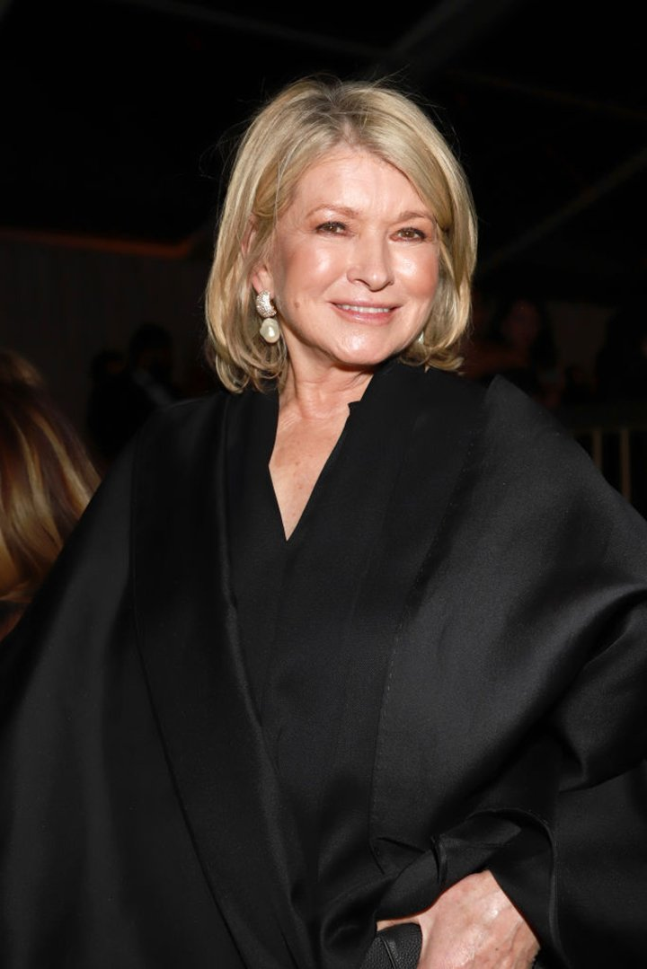 Martha Stewart attending the Netflix 2020 Golden Globes After Party in Los Angeles, California, in January 2020. I Image: Getty Images.