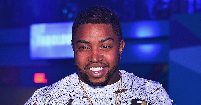 Lil Scrappy Melts Hearts Gently Holding Newborn Daughter Wrapped in Striped Blanket Days after Her Birth