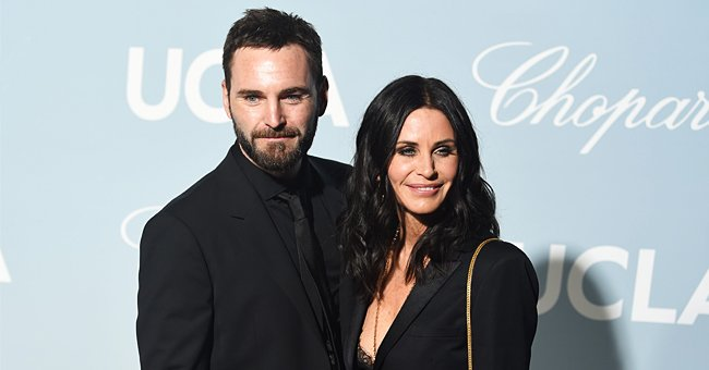 'Friends' Star Courteney Cox Finally Reunited with Fiancé Johnny McDaid After 9 Months