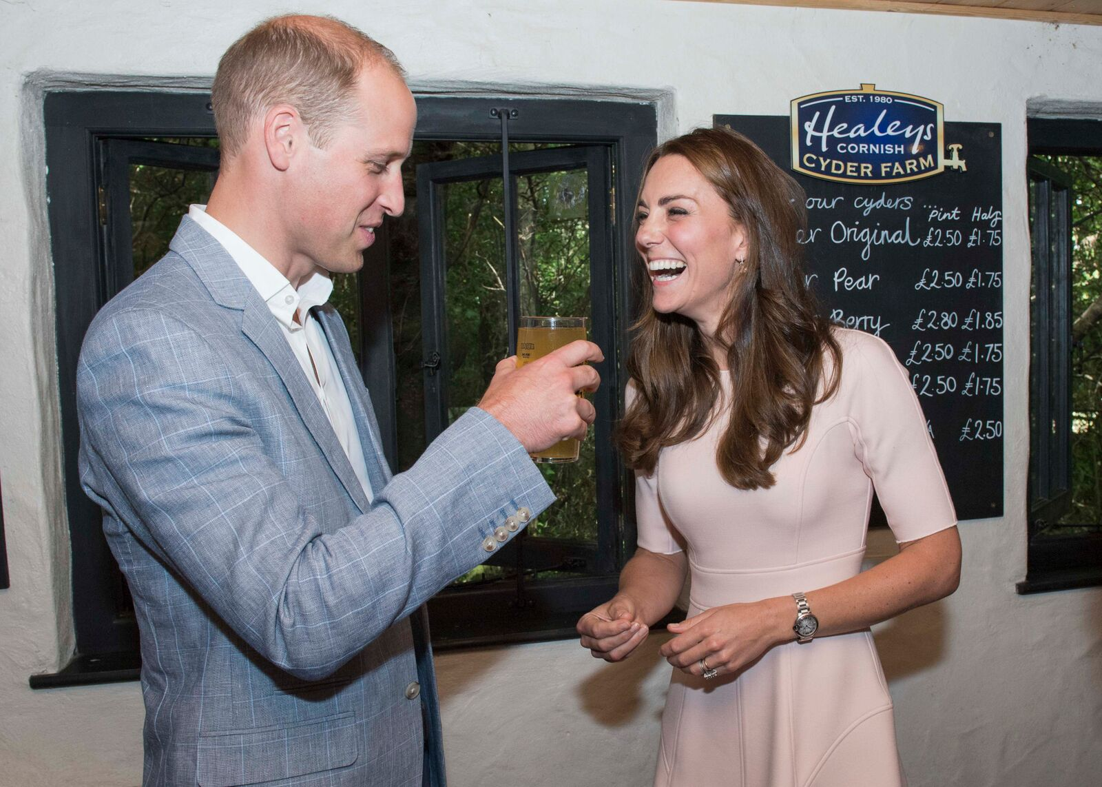 Prince William et sa femme | Photo : Getty Images