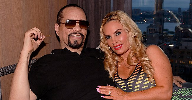 Ice-T & Coco Austin's Daughter Chanel Falls Asleep Cuddling Their Cute Puppy — See Sweet Photo