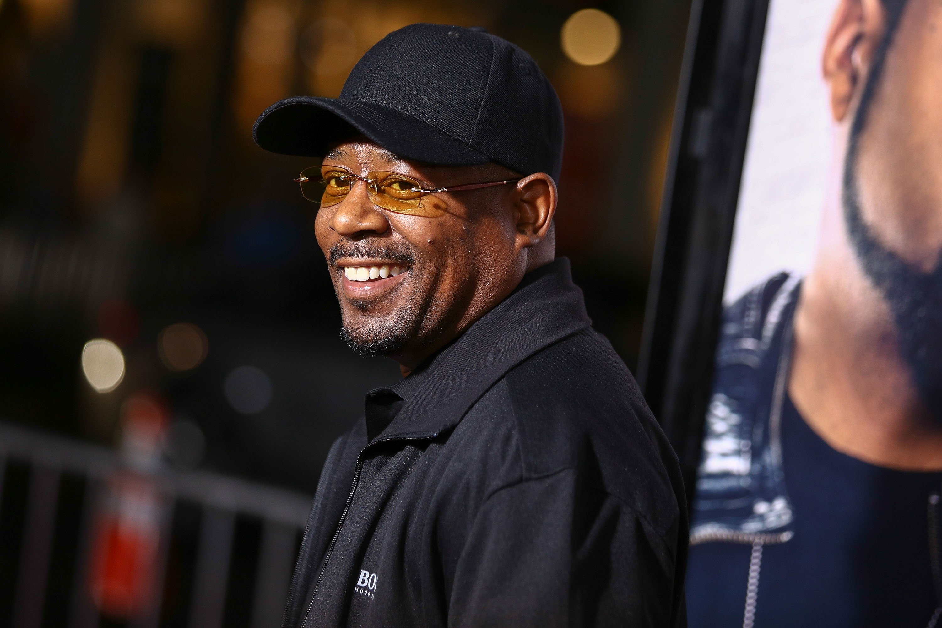 Actor Martin Lawrence attends the premiere of Universal Pictures' 'Ride Along' at TCL Chinese Theatre on January 13, 2014.   Photo: Getty Images