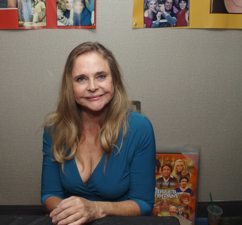 Priscilla Barnes attends the Chiller Theatre Expo Fall 2019 at Parsippany Hilton on October 25, 2019 in Parsippany | Photo: Getty Images