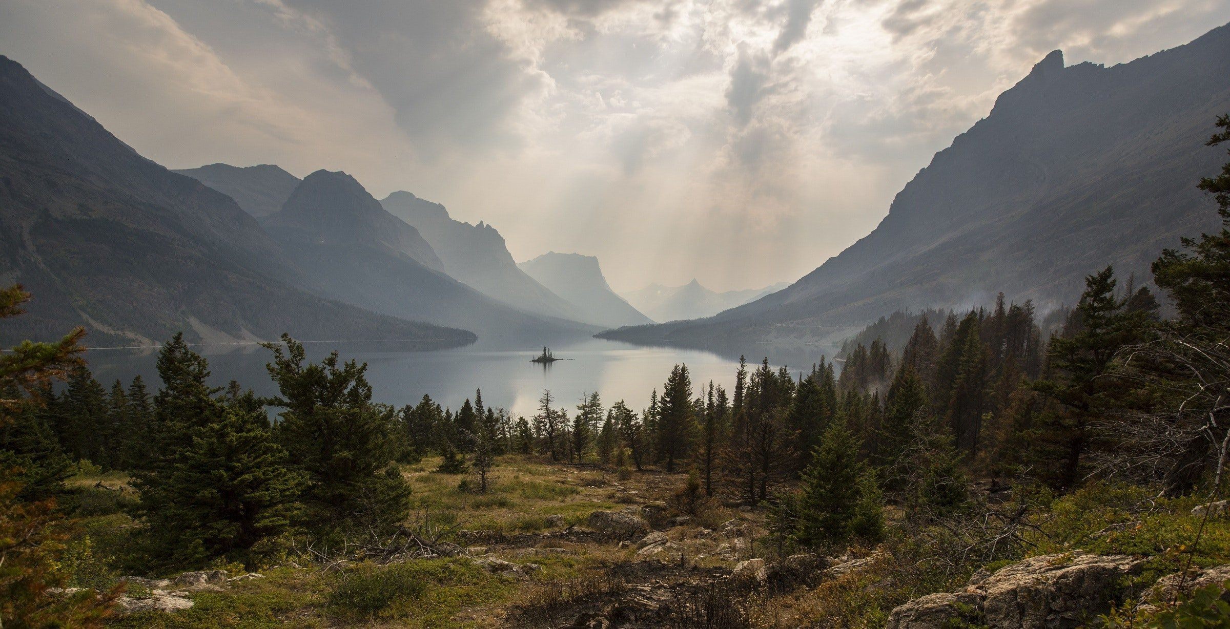 There's something special about the mountains here in Montana   Source: Pexels