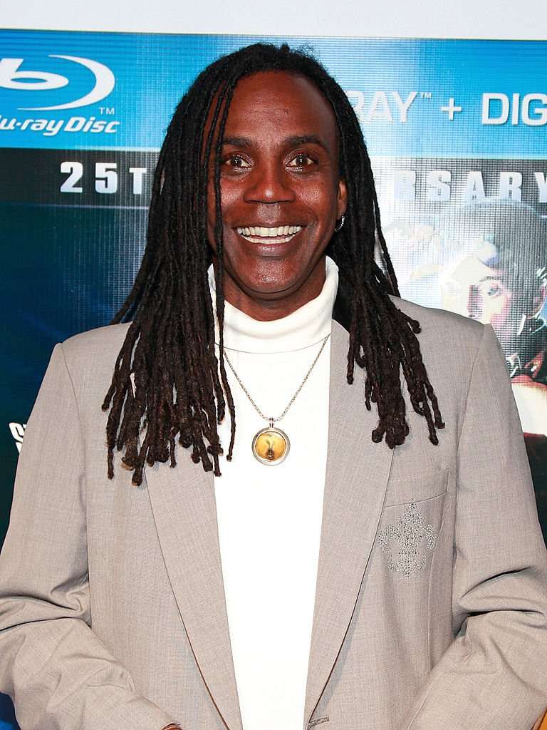 """Donald Fullilove at the """"Back To The Future"""" 25th anniversary Trilogy Blu-Ray release on October 25, 2010 