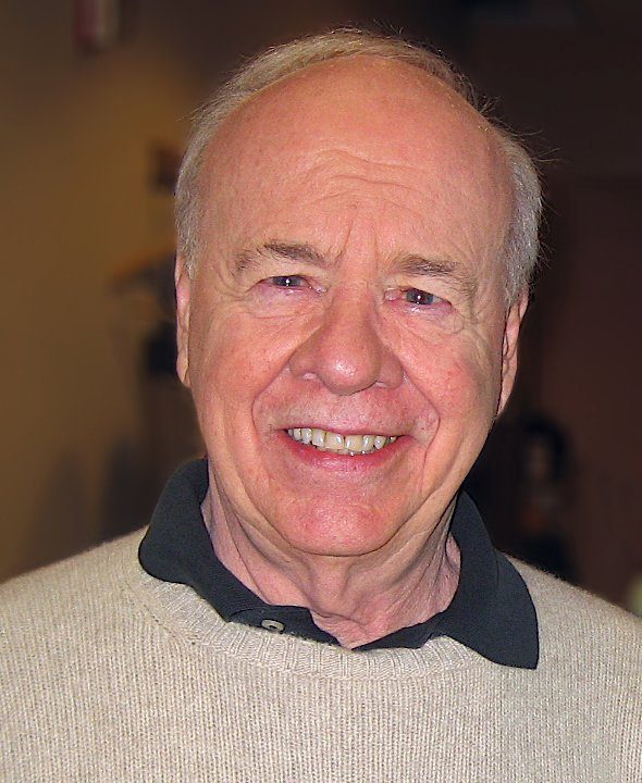 Tim Conway poses for a photo in December 2007 | Source: Wikimedia Commons