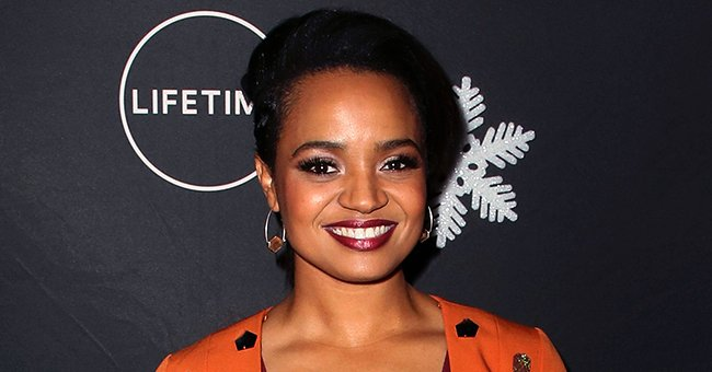Kyla Pratt Shows Ageless Beauty in Snaps Fresh from the Shower as She Flaunts Her Natural Hair