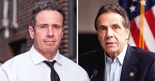 Andrew & Chris Cuomo of CNN Provide Comic Relief with Their Brotherly Banter Amid Pandemic