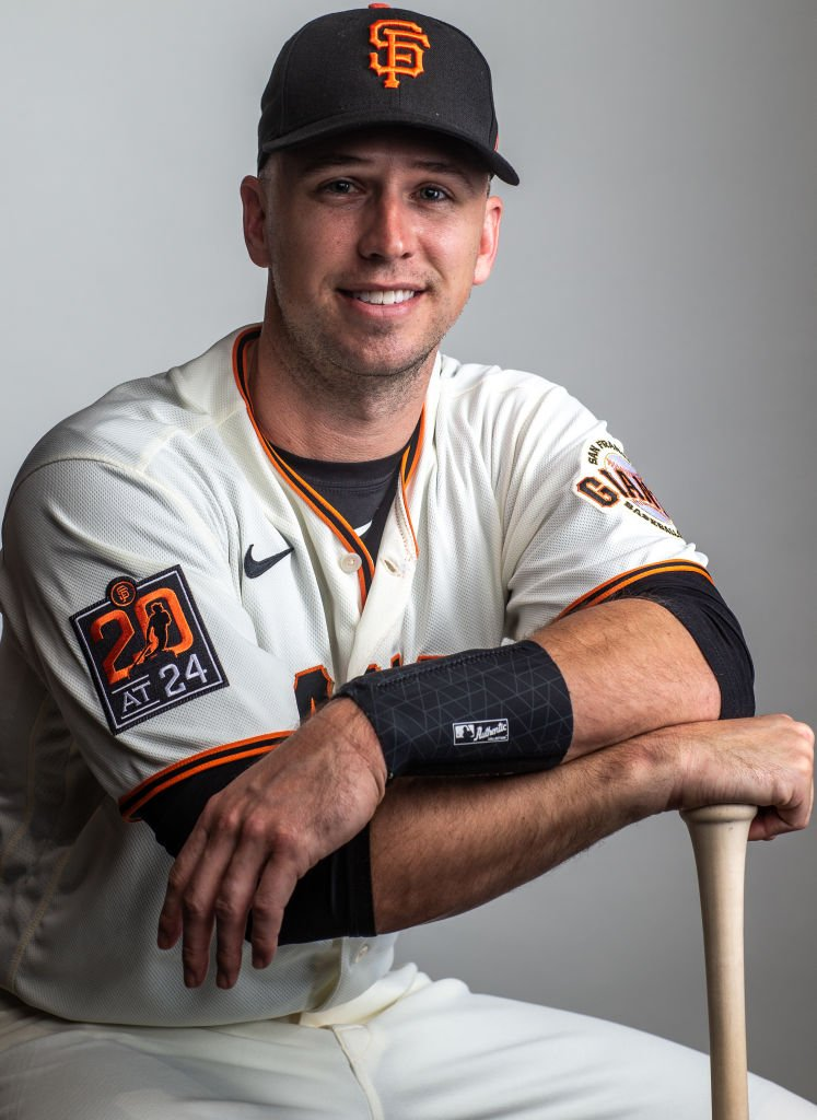 Buster Posey of the San Francisco Giants posed for a portrait at Scottsdale Stadium of the San Francisco Giants on February 18, 2020 in Phoenix, Arizona. | Photo: Getty Images