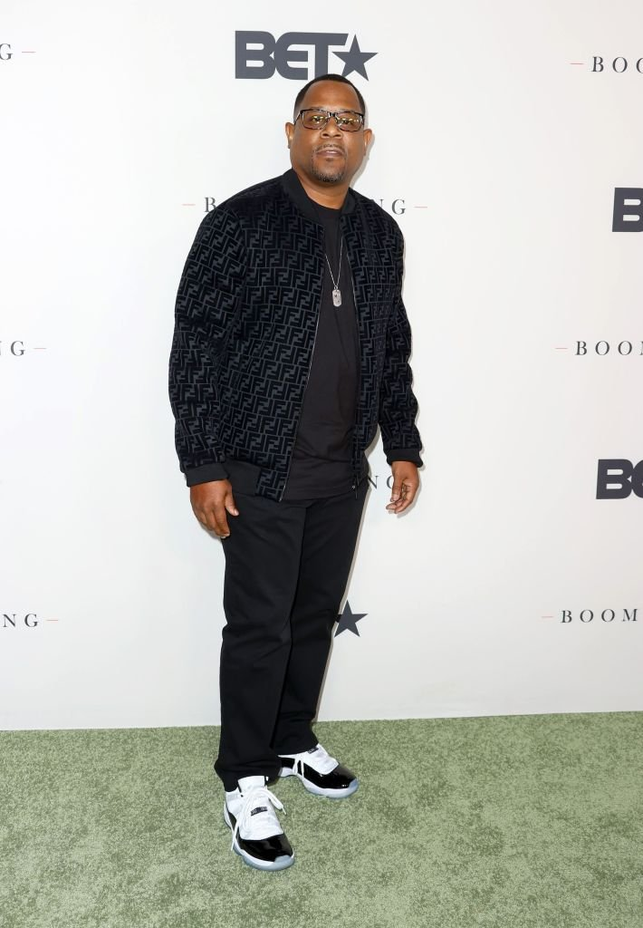 "Martin Lawrence attends the premiere of BET's ""Boomerang"" Season 2 at Paramount Studios on March 10, 2020 