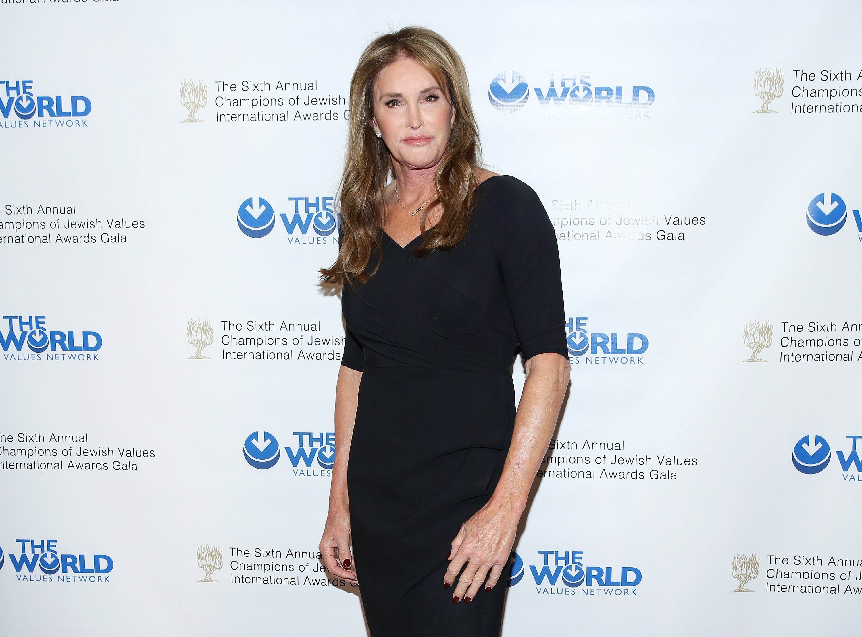 Caitlyn Jenner attends the 2018 World Values Network Champions of Jewish Values Awards Gala at The Plaza Hotel on March 8, 2018, in New York City. | Source: Getty Images.