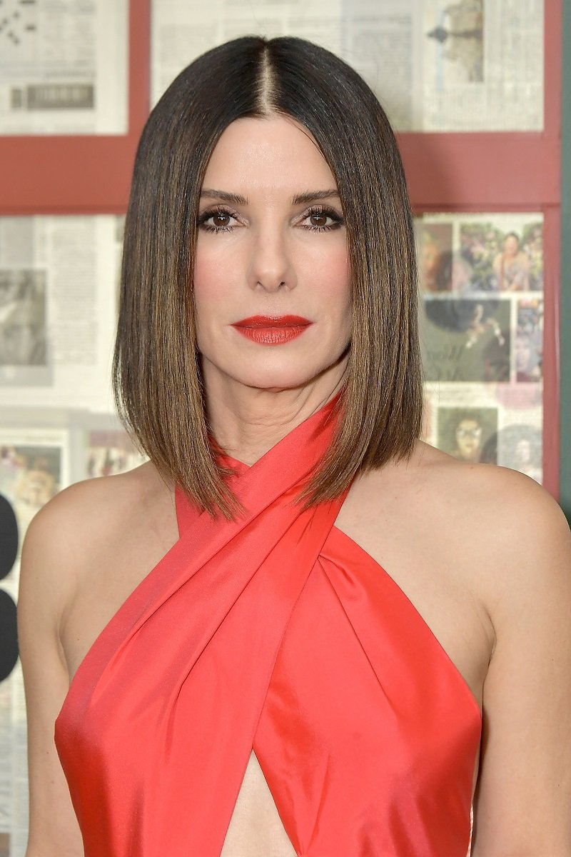 Sandra Bullock on December 17, 2018 in New York City | Photo: Getty Images