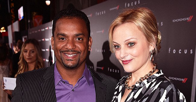 Alfonso Ribeiro's Wife of 7 Years Angela Is a Devoted Mother & Stepmom to Their 3 Kids & the Actor's Daughter
