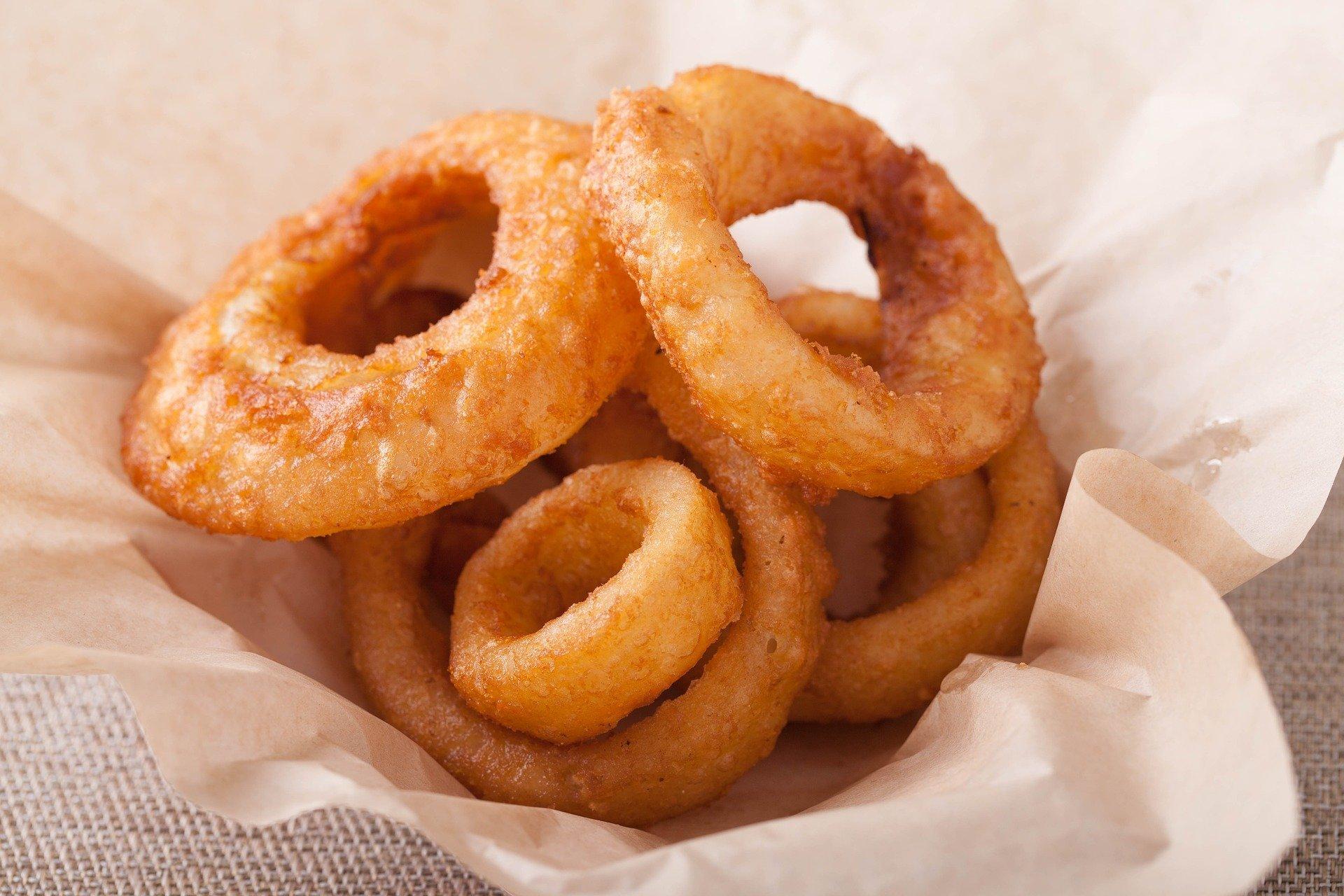 Fried onion.   Source: Pixabay