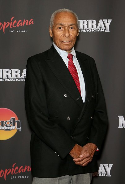 Arthur Duncan at the Laugh Factory inside the Tropicana Las Vegas on October 24, 2018 in Las Vegas, Nevada. | Photo: Getty Images