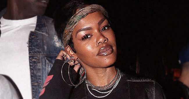 Teyana Taylor's Daughter Junie Shows Her Beautiful Eyes in a Photo & Looks like Her Mom's Twin