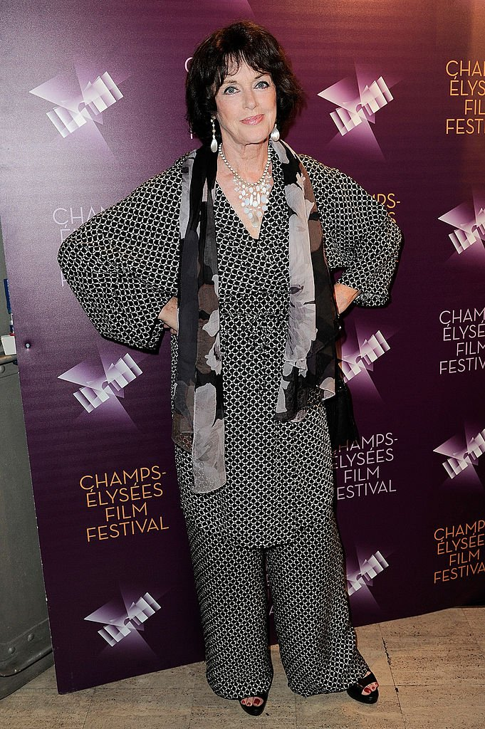 L'actrice française Anny Duperey | Photo :Getty Images