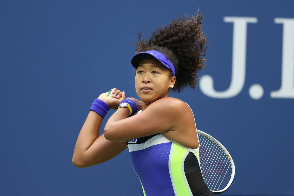 Naomi Osaka at the  2020 US Open at the USTA Billie Jean King National Tennis Center on September 12, 202 in New York City. |Source: Getty Images