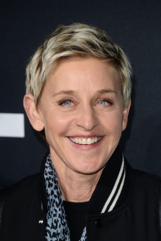 Ellen DeGeneres assiste au Saint Laurent Show à Los Angeles, Californie | Photo: Getty Images