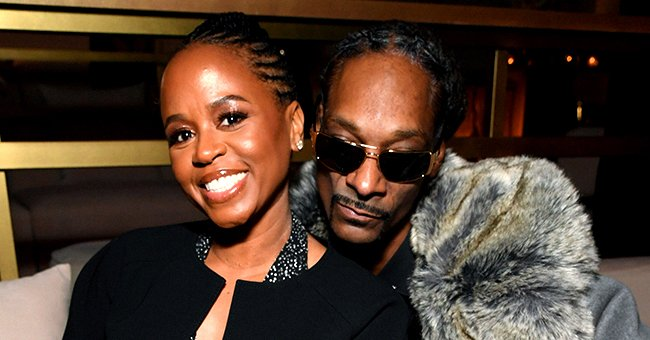 Snoop Dogg Dotes on Wife Shante Broadus as She Grooves in a New Video