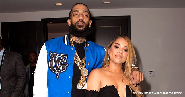 Lauren London Shares Tear-Jerking Text Message to Nipsey Hussle in the Memorial Program