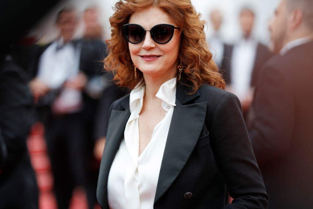 Actress Susan Sarandon | Photo: Getty Images