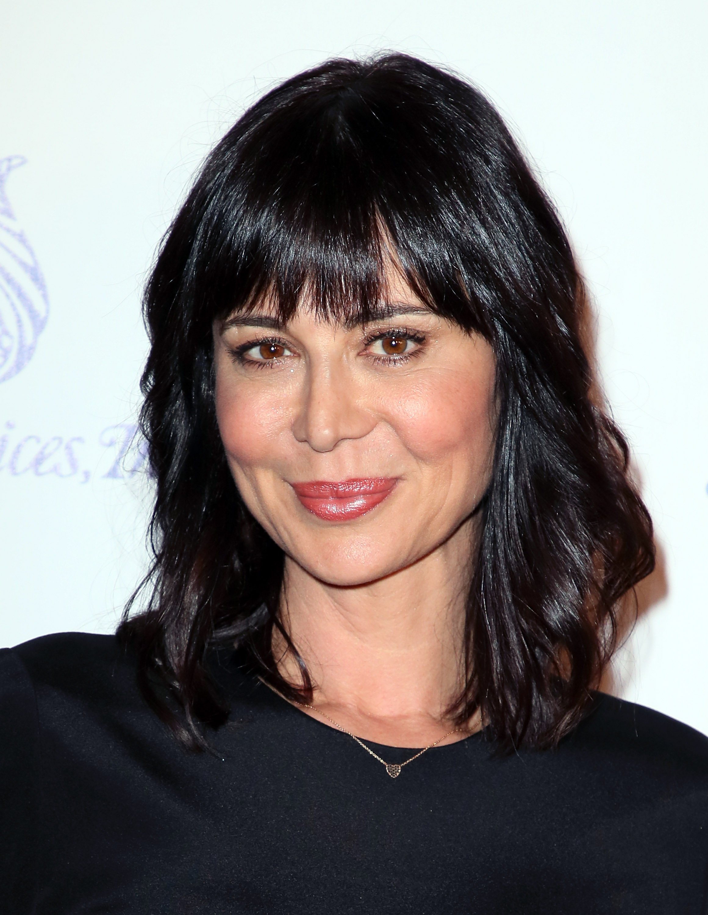 Catherine Bell in Los Angeles on April 8, 2018 | Source: Getty Images
