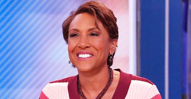 See Robin Roberts' Favorite Moments with Her Adopted Dog as She Celebrates National Puppy Day