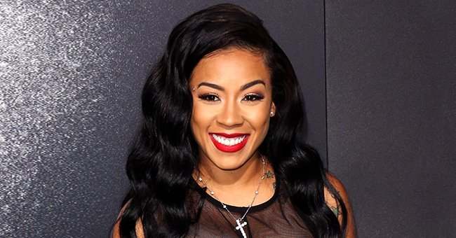Keyshia Cole Looks Blazing Hot in High Heels as She Shows off Her Tattoos — See the Photo