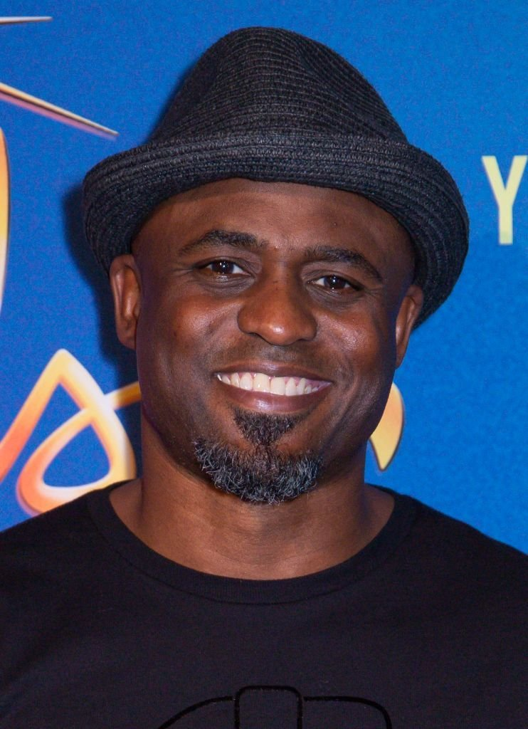 """Wayne Brady at the """"Freestyle Love Supreme"""" after-party at Second on October 02, 2019 in New York City.