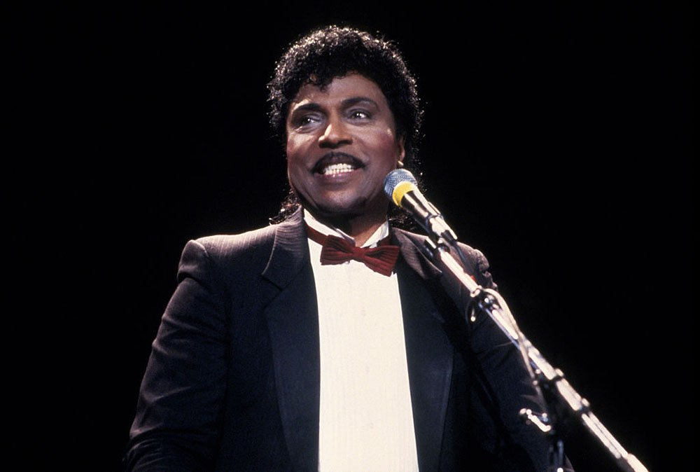 Little Richard at the 1988 Rock n Roll Hall of Fame Induction Ceremony circa 1988 in New York City. I Image: Getty Images.