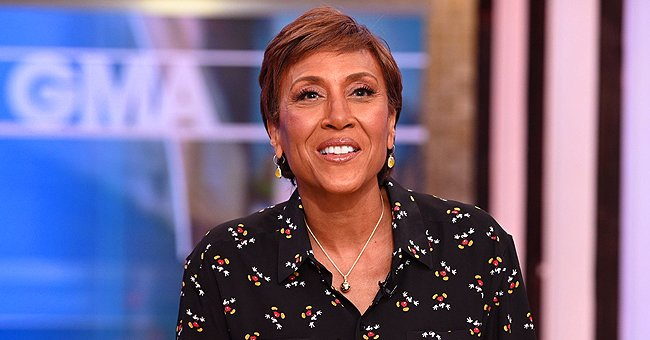 GMA's Robin Roberts Shares Morning Wisdom with Her Instagram Followers (Video)