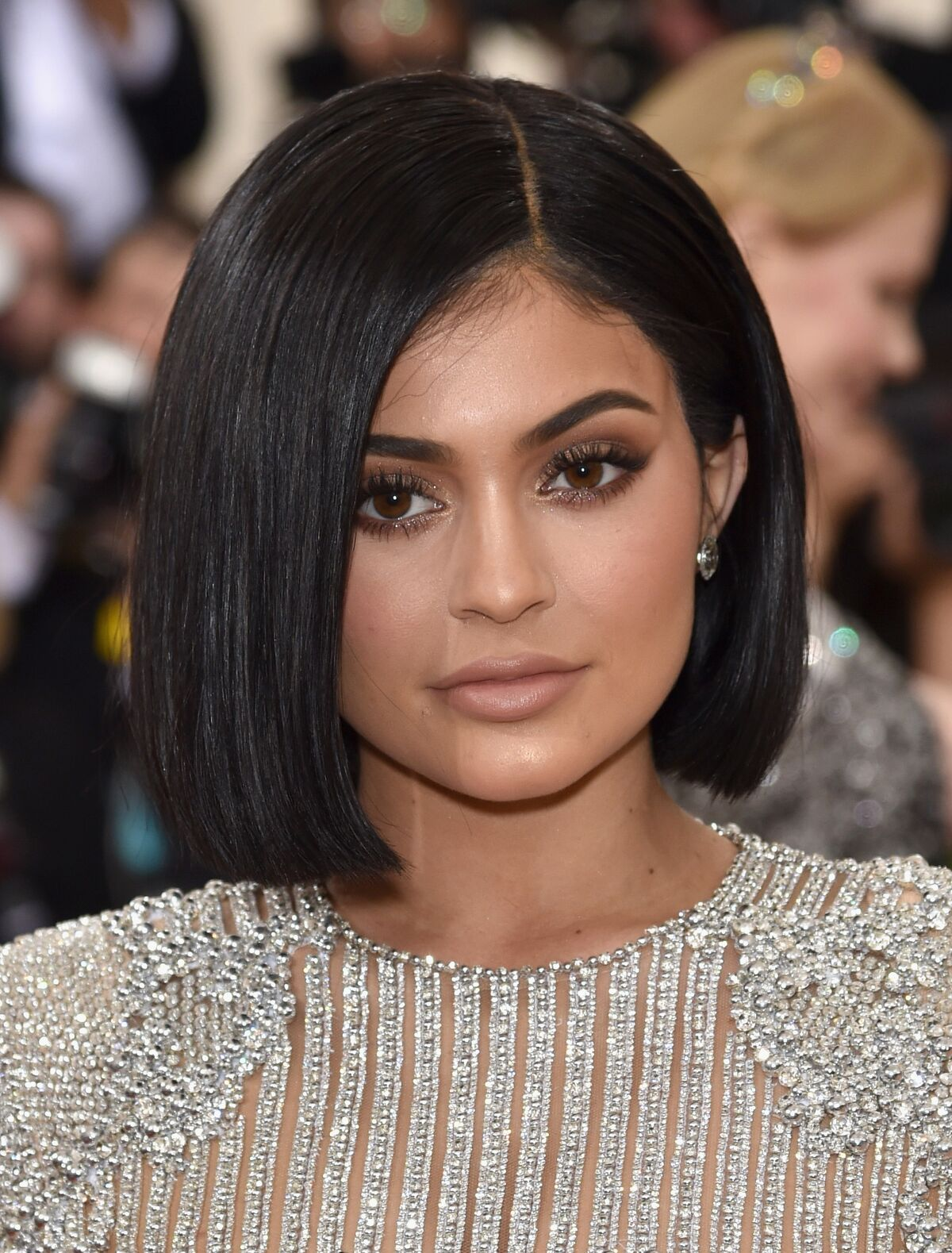 """Kylie Jenner attends the """"Manus x Machina: Fashion In An Age Of Technology"""" Costume Institute Gala at Metropolitan Museum of Art on May 2, 2016 in New York City 
