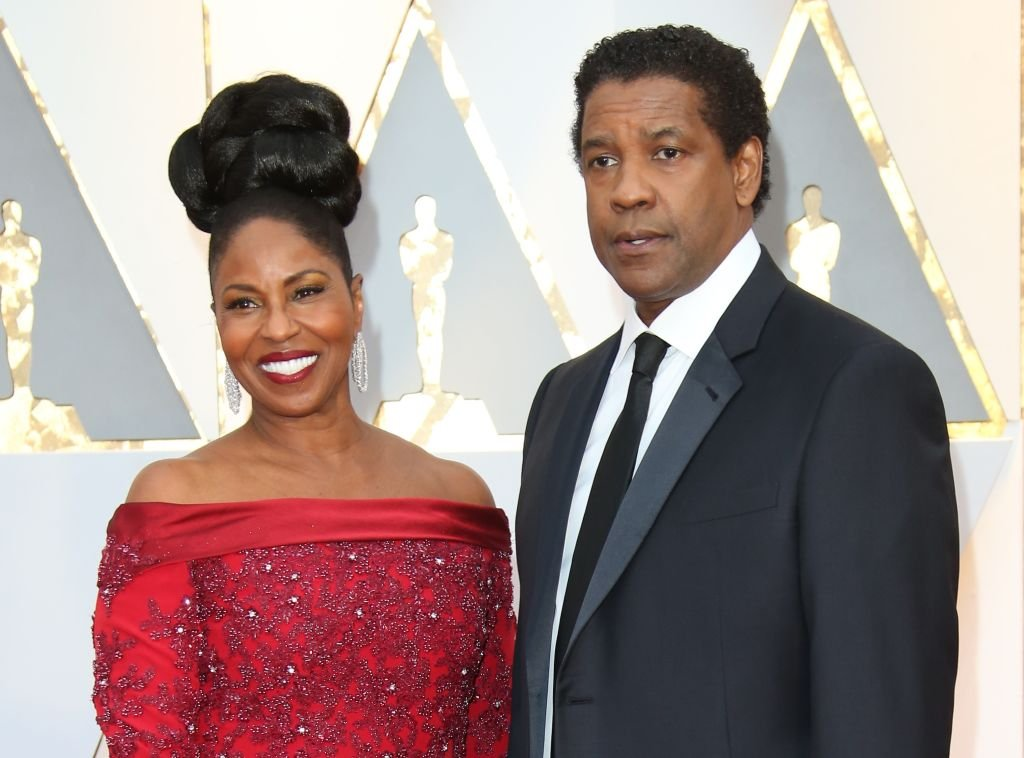 Pauletta Washington Fell In Love With Denzel S Spirit Here S How Their Relationship Started She also has siblings olivia, john david and malcolm washington. pauletta washington fell in love with