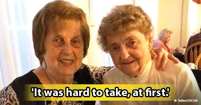 The story of long-lost sisters reunited by a DNA test still melts hearts