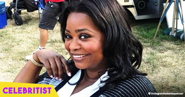 Octavia Spencer shows off weight loss in new pic after embarking on a 'serious' fitness journey