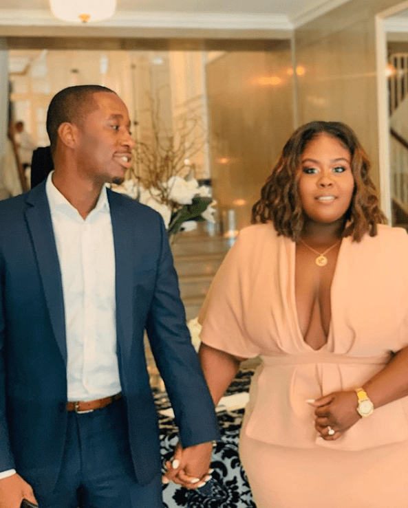 Raven Goodwin and her fiance, Micah Williams. | Photo: Instagram/Raven Goodwin