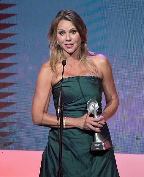 Lara Logan at the Beverly Wilshire Hotel on June 6, 2017 in Beverly Hills, California. | Photo: Getty Images