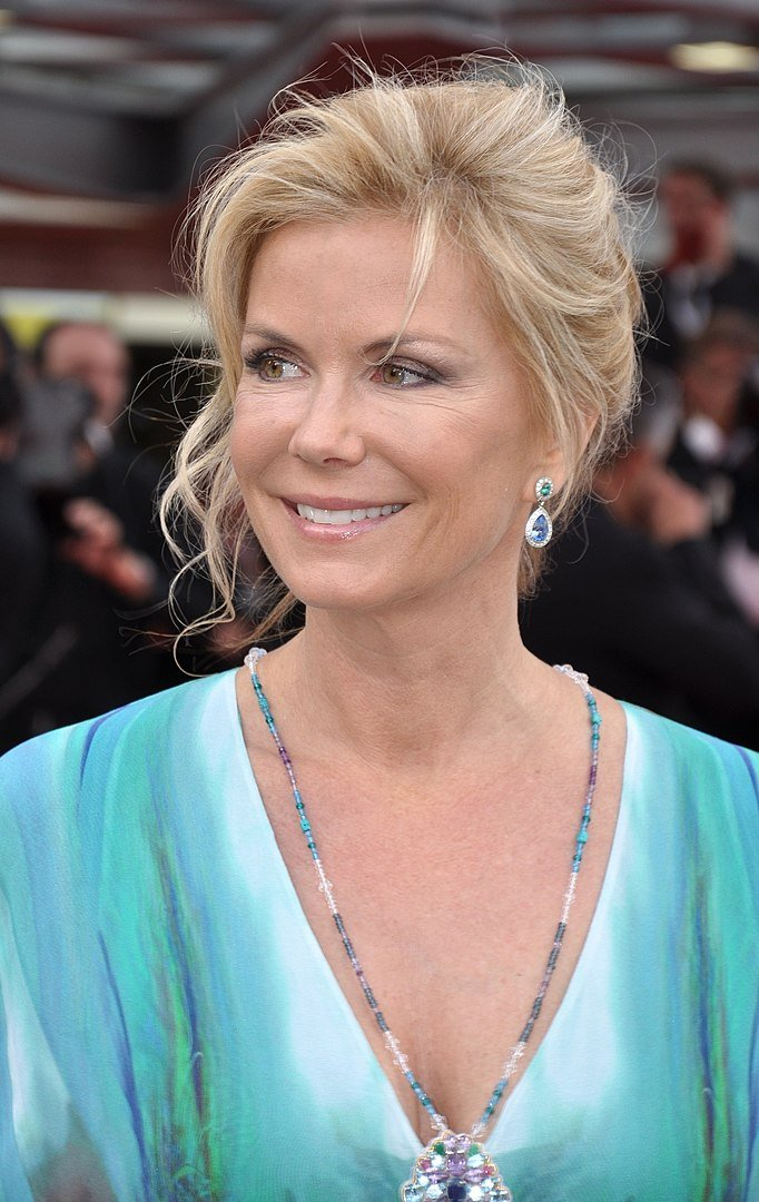 Katherine Kelly Lang at the 2013 Monte-Carlo Television Festival | Photo: Wikimedia Commons Images