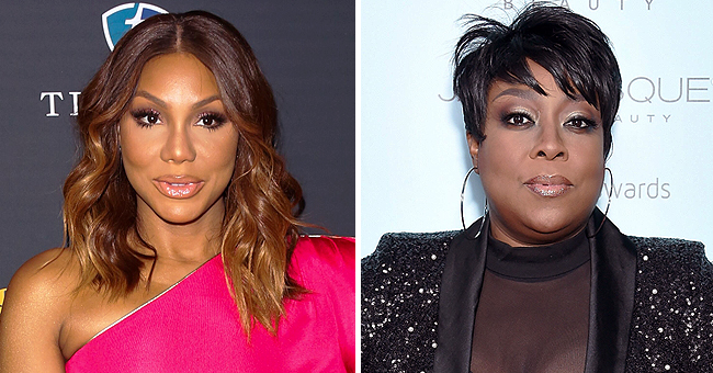 Tamar Braxton & Loni Love Fire Shots at Each Other on Social Media after Comments to Wendy Williams