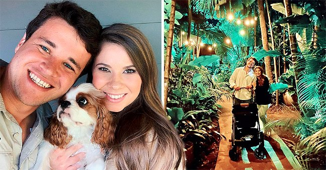 Bindi Irwin Takes Her Daughter Grace Out on Her First Family Dinner Adventure – See Photo
