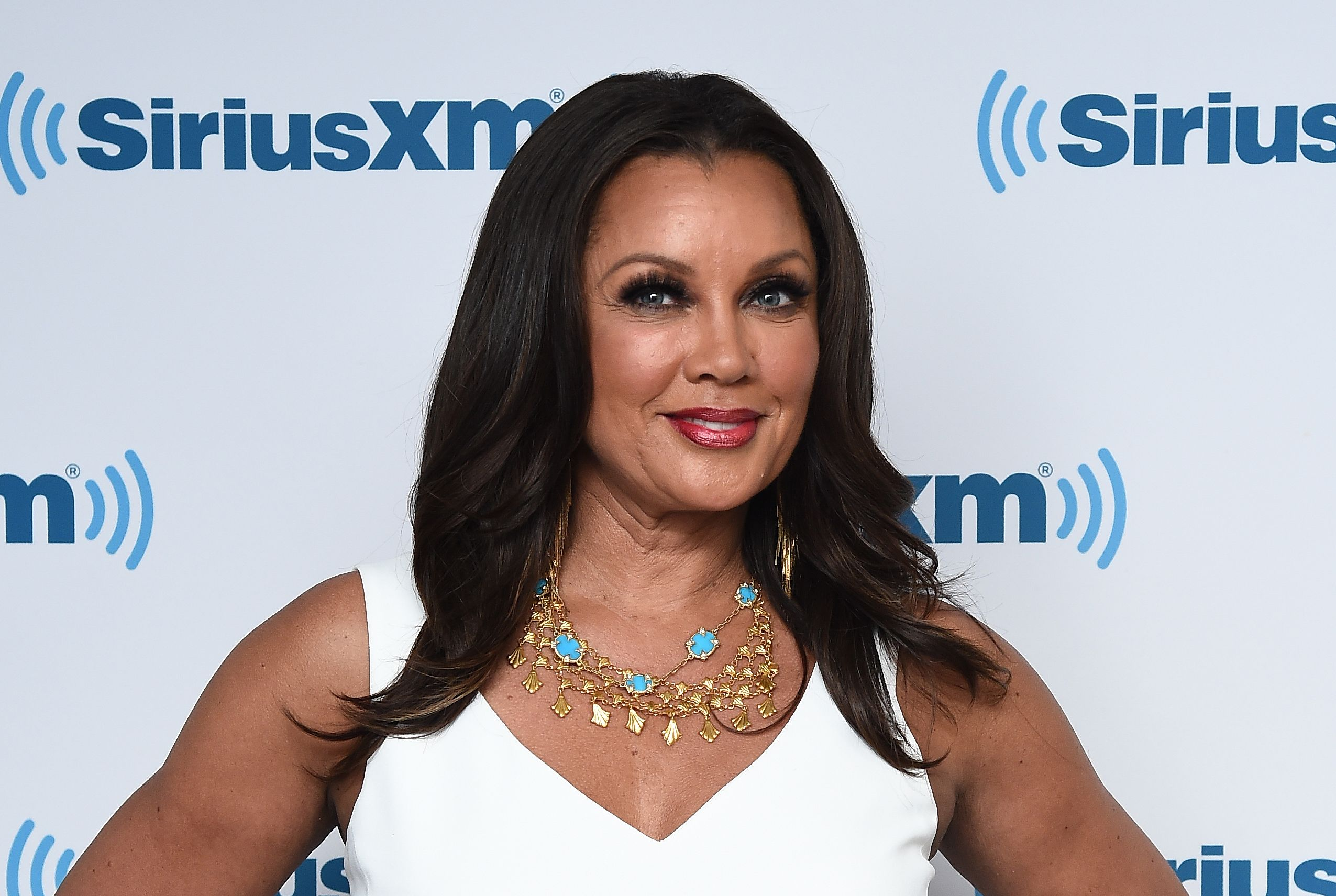 Vanessa Williams at the SiriusXM Studios in May 2017 in New York City   Source: Getty Images