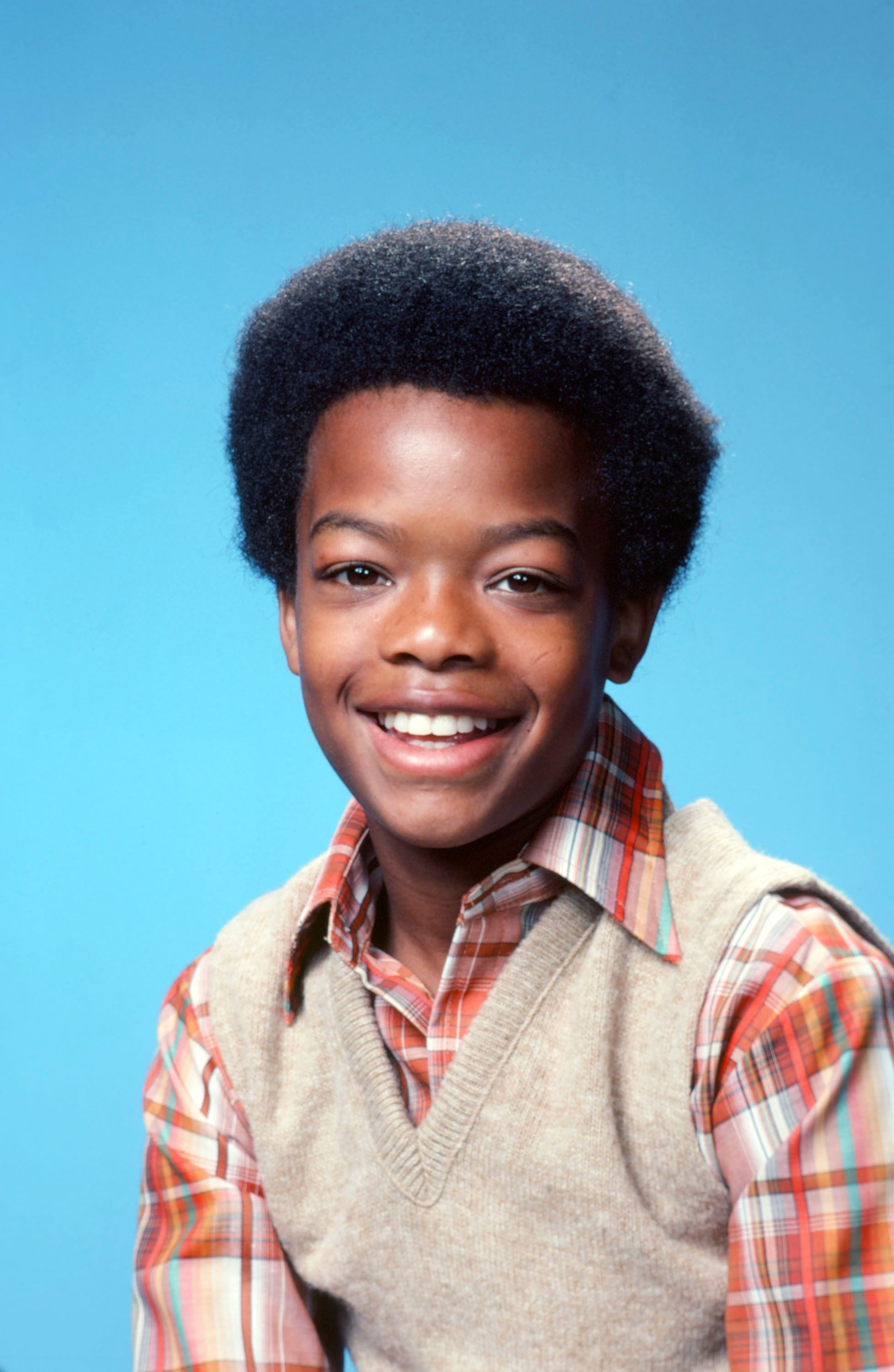 """Todd Bridges as Willis Jackson on """"Diff'rent Strokes."""" 