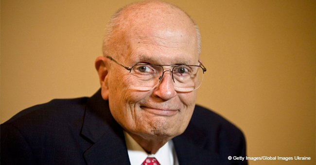 Joe Biden finds one word to eulogize late John Dingell at his funeral, praising his 'dignity'