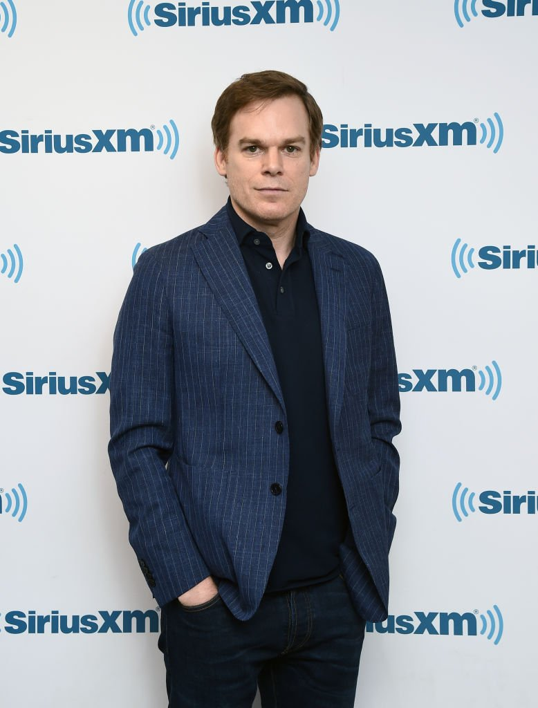 Michael C. Hall visits the SiriusXM Studios on May 9, 2018 in New York City | Photo: Getty Images