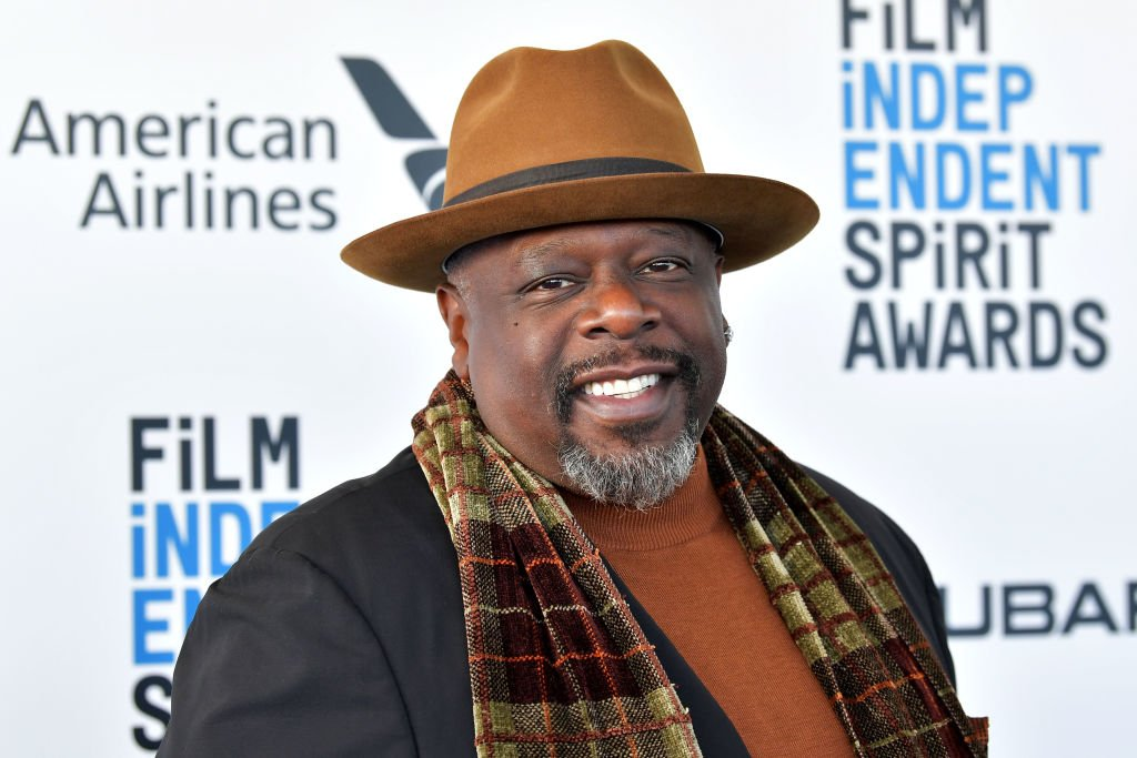 Cedric the Entertainer attends the 2019 Film Independent Spirit Awards on February 23, 2019   Photo: Getty Images
