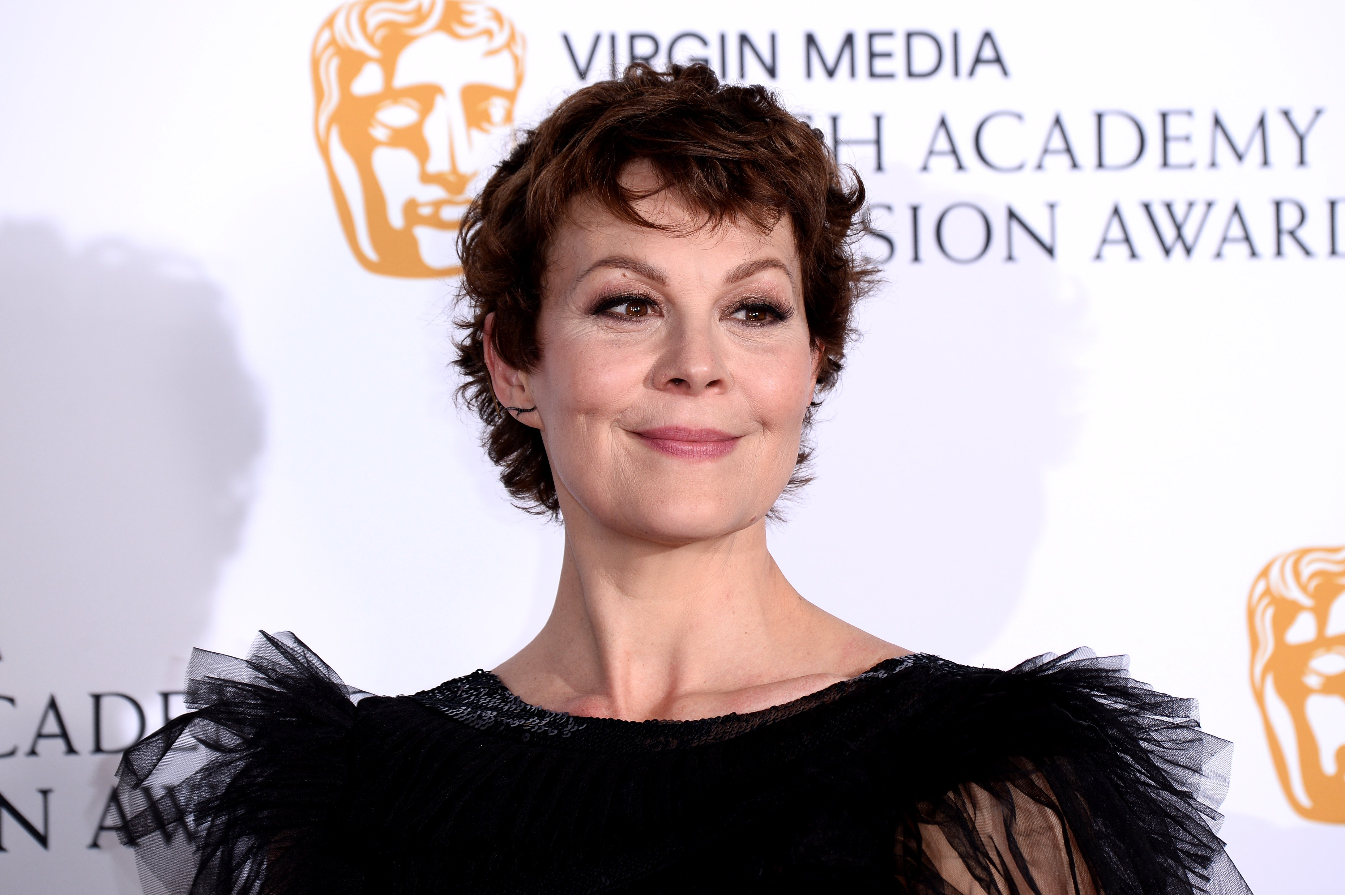 Helen McCrory at the Virgin TV BAFTA Television Awards at The Royal Festival Hall on May 12, 2019 in London, England | Photo: Getty Images
