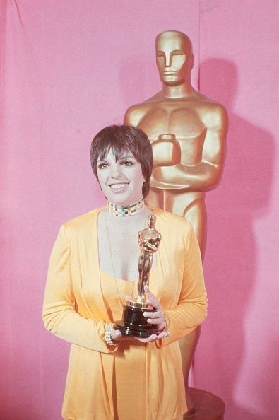 Liza Minnelli at the Oscar Award, | Source: Getty Images