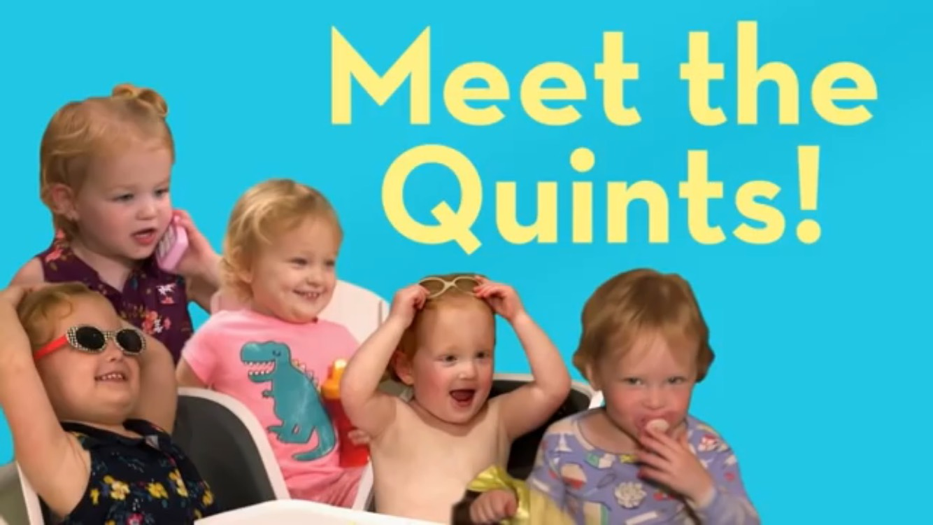 Image Credit: Youtube/Meet the Quints