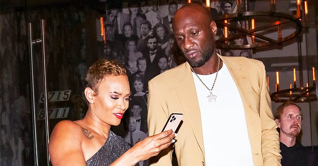 Lamar Odom Alleges Ex-fiancée Sabrina Parr Slept with His Ex-wife's Significant Other (Video)